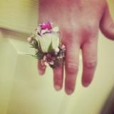 <h5>Flower Ring</h5>