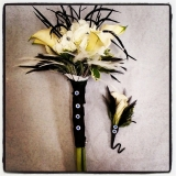 <h5>Prom Bouquet &amp; Boutonniere</h5>