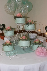 <h5>Cake Table</h5>
