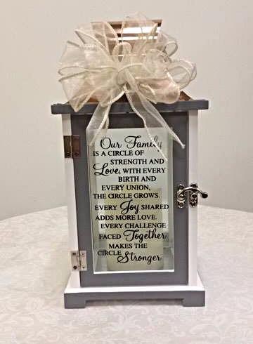 Small Memory Lantern Ed Mccauslen S Florist